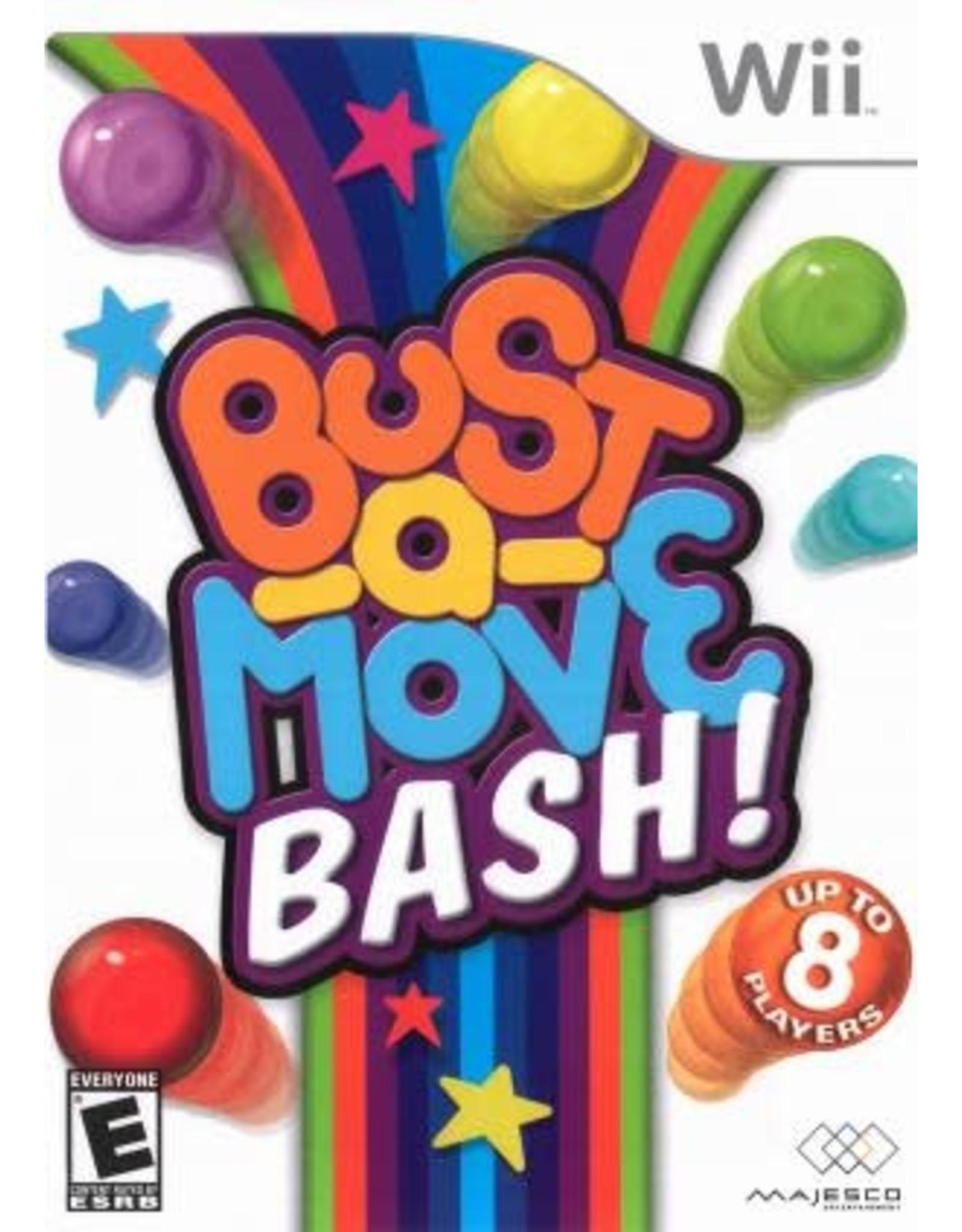 Wii Bust-A-Move Bash (CIB)