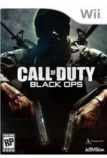 Wii Call of Duty Black Ops (CIB)