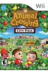 Wii Animal Crossing City Folk (CiB)