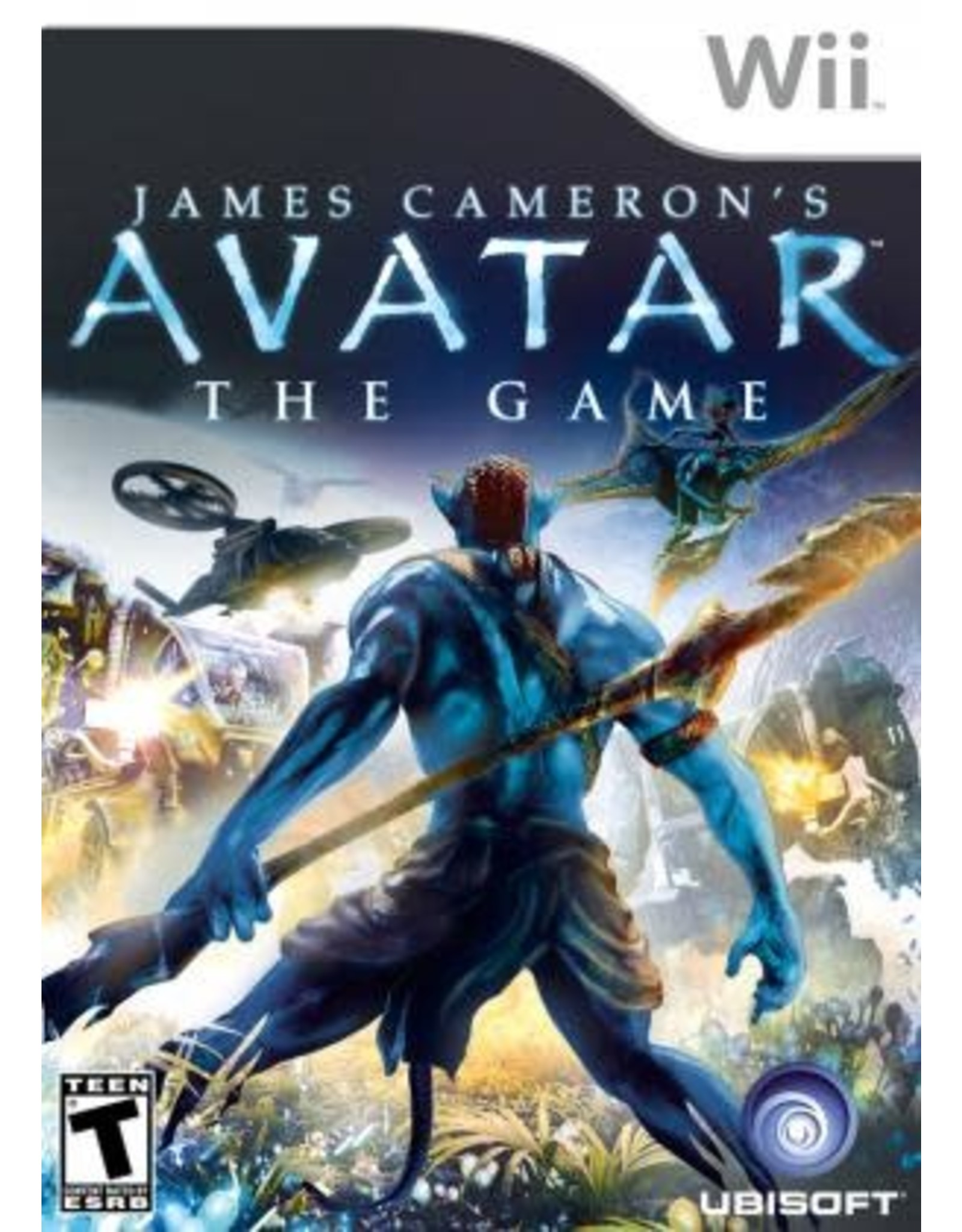 Wii Avatar: The Game (CiB)