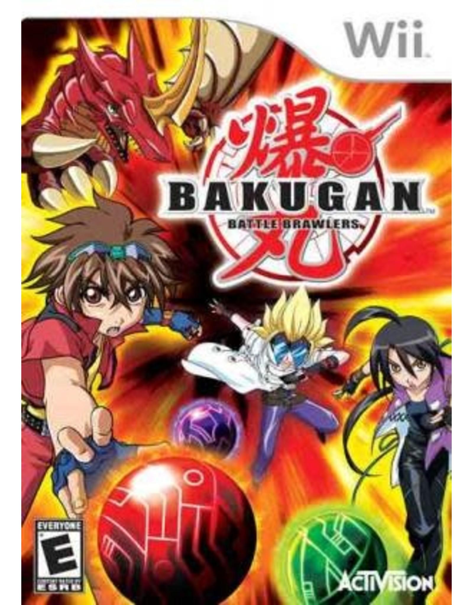 Wii Bakugan Battle Brawlers (CiB)
