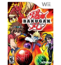 Wii Bakugan Battle Brawlers (CiB)