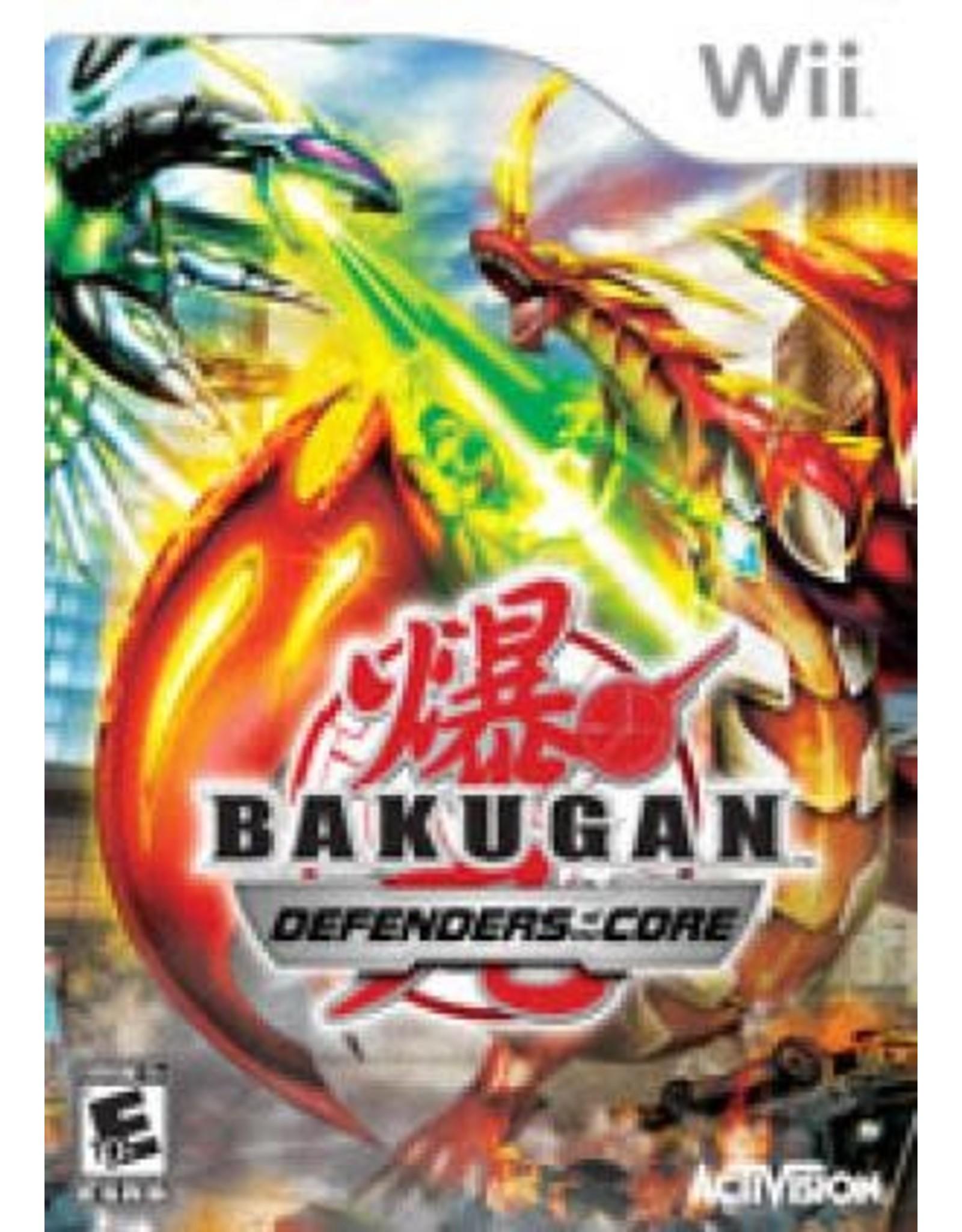 Wii Bakugan: Defenders of the Core (CiB)