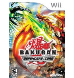 Wii Bakugan: Defenders of the Core (CiB)