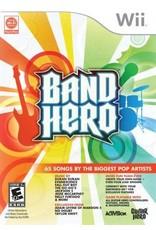 Wii Band Hero (CiB)