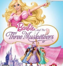 Wii Barbie and the Three Musketeers (CIB)