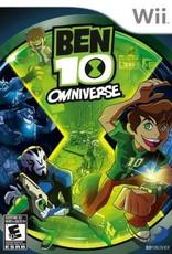 Wii Ben 10: Omniverse