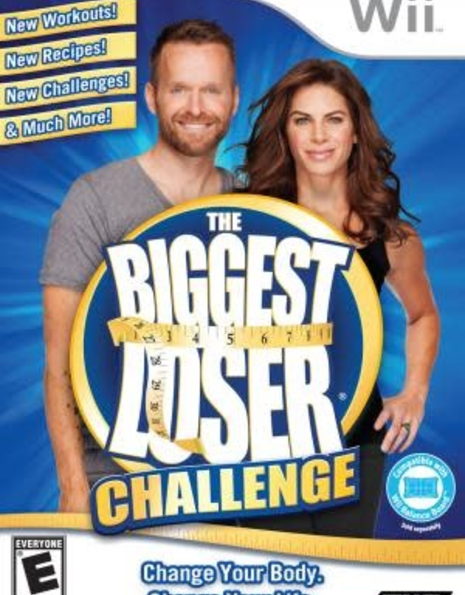 Wii Biggest Loser Challenge, The