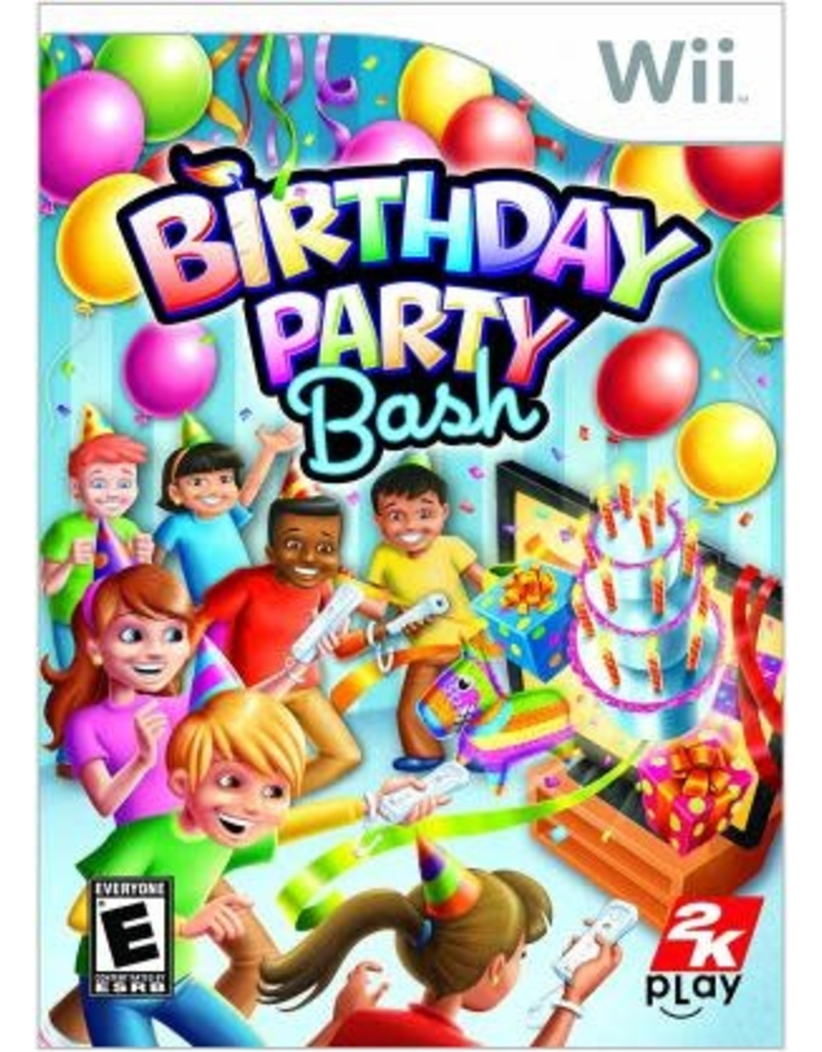 Wii Birthday Party Bash (CIB)