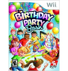 Wii Birthday Party Bash (CIB)