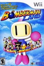 Wii Bomberman Land