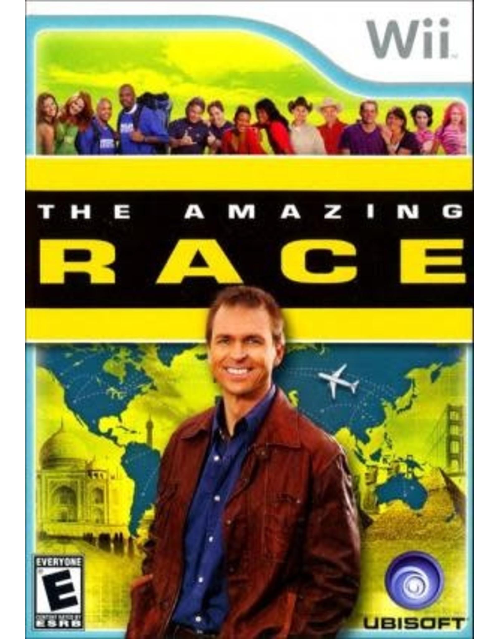 Wii Amazing Race