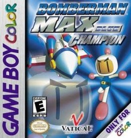 GameBoy Color Bomberman Max Blue Champion (Cart Only)