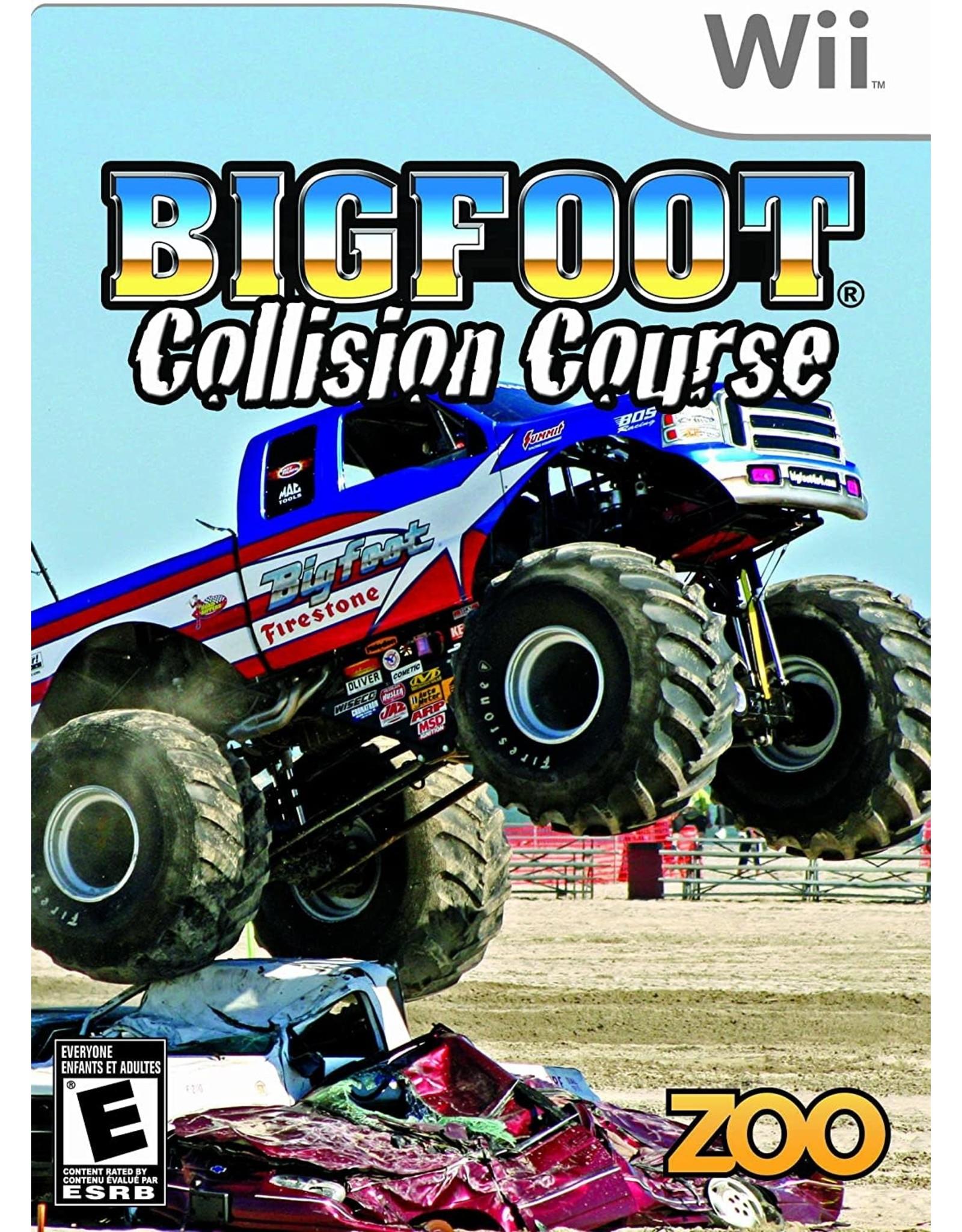 Wii Bigfoot Collision Course (CiB)