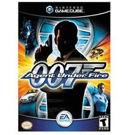 Gamecube 007 Agent Under Fire (CiB)