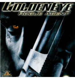 Gamecube 007 GoldenEye Rogue Agent (No Manual)