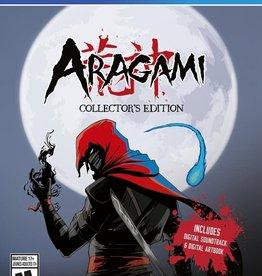 Playstation 4 Aragami Collector's Edition