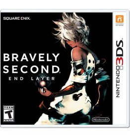 Nintendo 3DS Bravely Second: End Layer (New, Sealed)