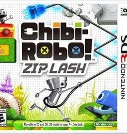 Nintendo 3DS Chibi-Robo Zip Lash (New, Sealed)
