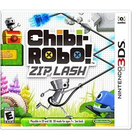 Nintendo 3DS Chibi-Robo Zip Lash (New, Sealed)