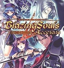 PSP Blazing Souls Accelate (CIB)