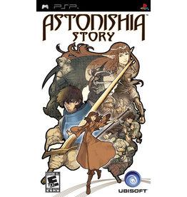 PSP Astonishia Story (No Manual)