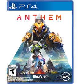 Playstation 4 Anthem (Used)