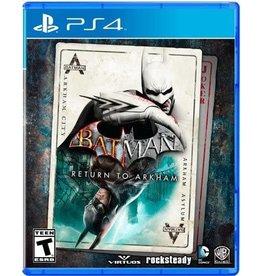 Playstation 4 Batman: Return to Arkham (CiB)