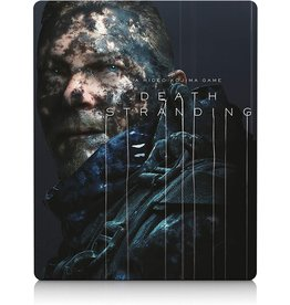 Playstation 4 Death Stranding Steel Book Edition (Used)
