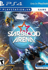 Playstation 4 Starblood Arena VR (PSVR)