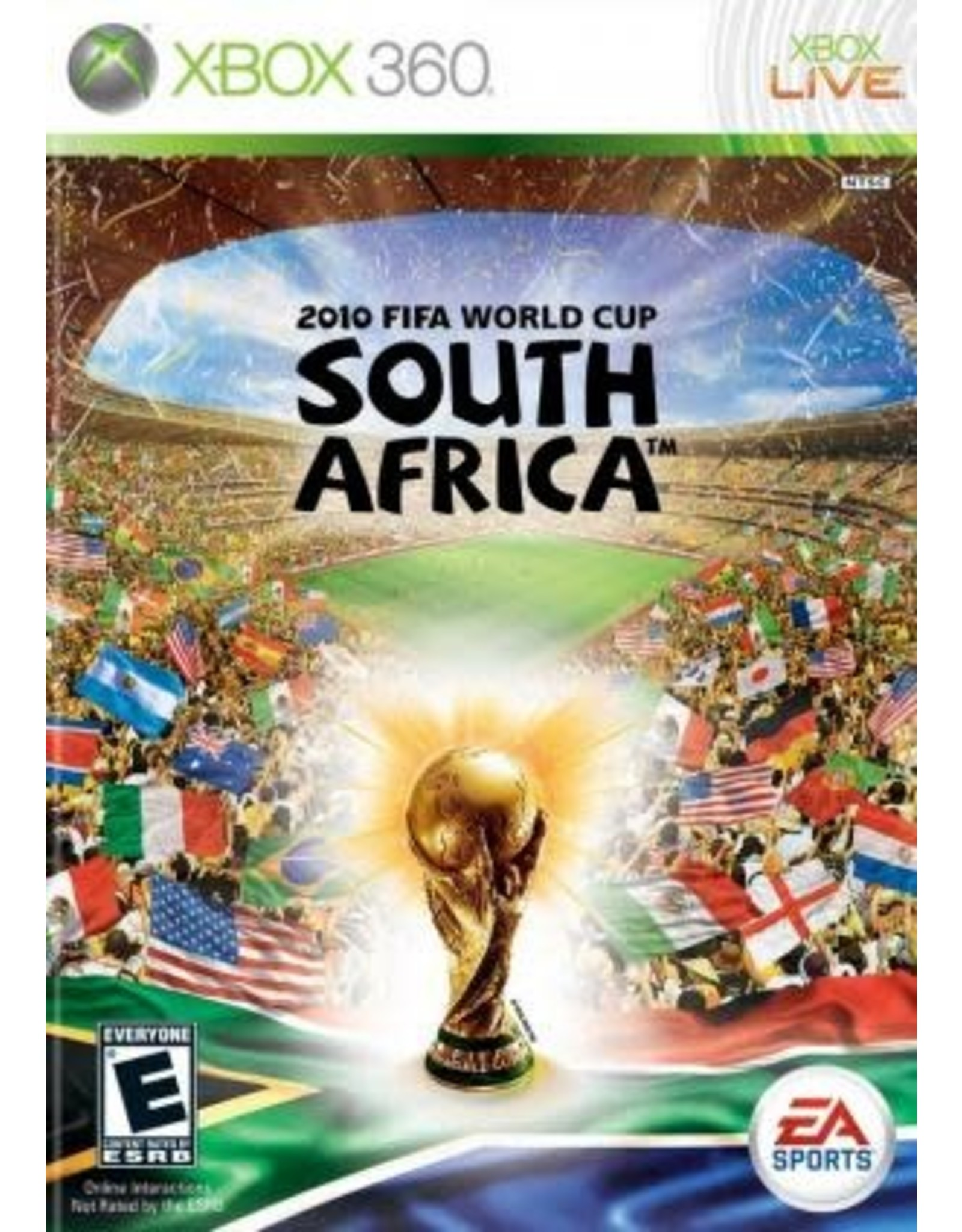 Xbox 360 2010 FIFA World Cup South Africa (CiB)