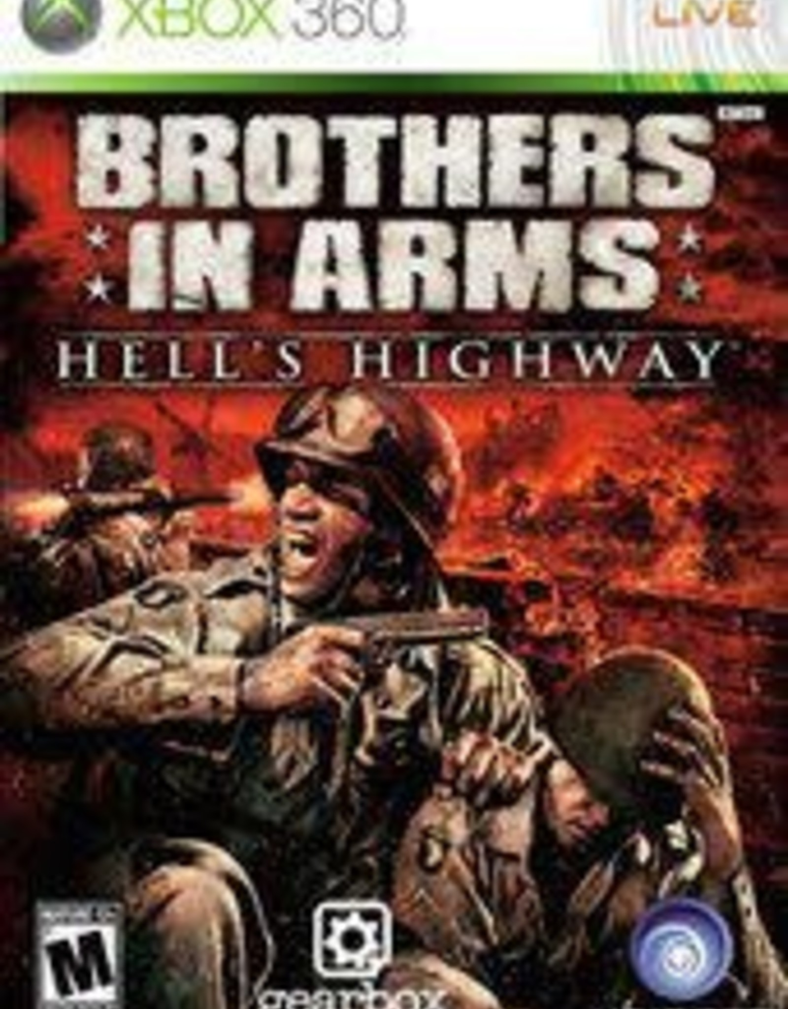 Xbox 360 Brothers in Arms Hell's Highway