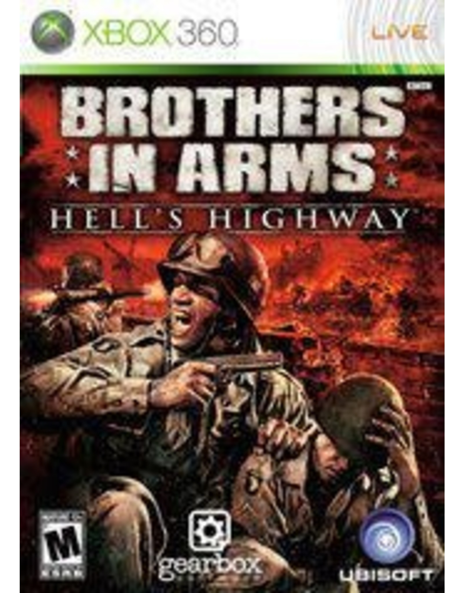 Xbox 360 Brothers in Arms Hell's Highway (CiB)