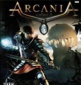 Xbox 360 Arcania: Gothic IV