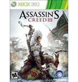 Xbox 360 Assassin's Creed III (CiB)