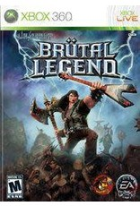 Xbox 360 Brutal Legend (CiB)