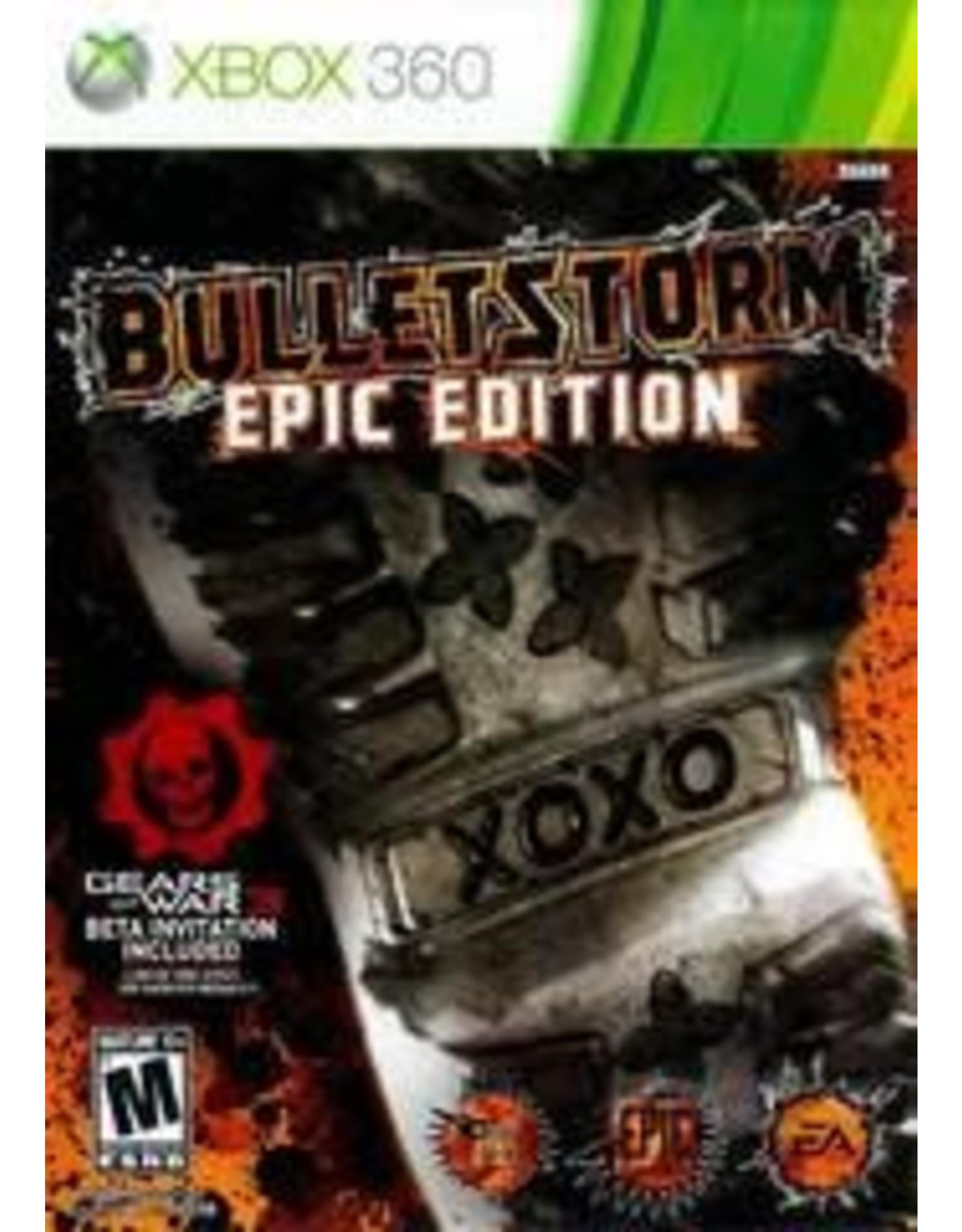 Xbox 360 Bulletstorm Epic Edition (CiB, No DLC)