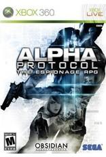 Xbox 360 Alpha Protocol (CiB)
