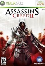Xbox 360 Assassin's Creed II