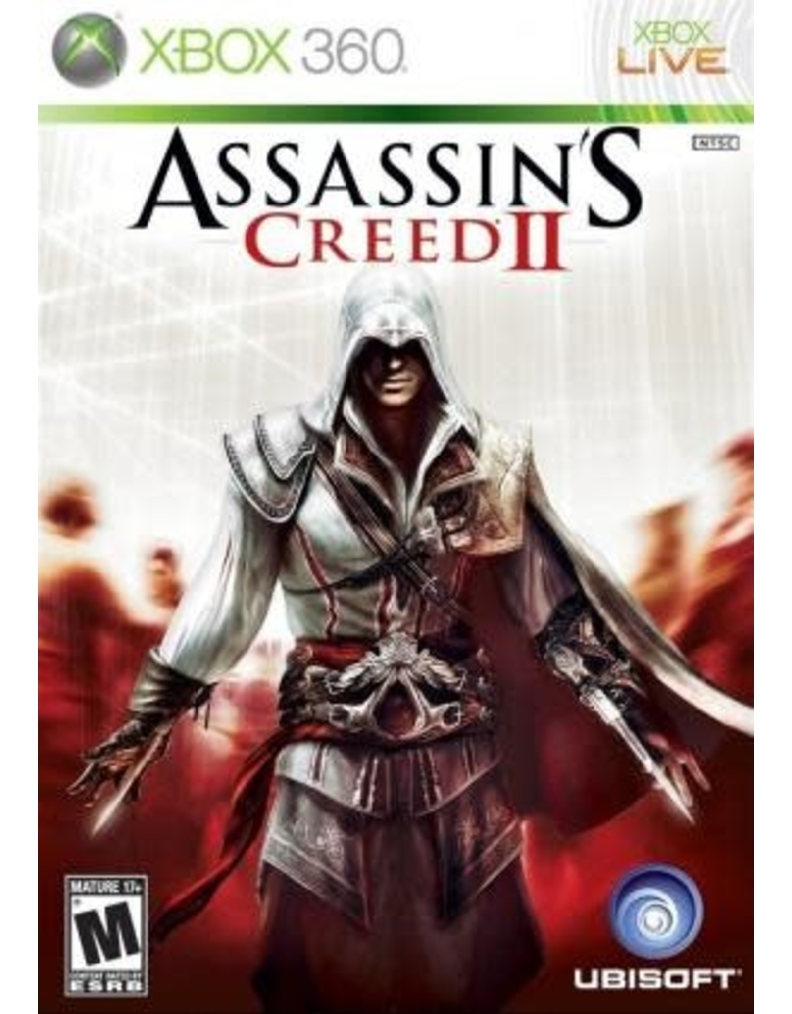 Xbox 360 Assassin's Creed II (CiB)