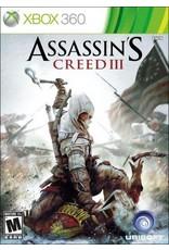 Xbox 360 Assassin's Creed III