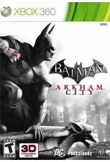 Xbox 360 Batman: Arkham City (CiB)