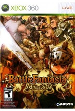 Xbox 360 Battle Fantasia (CiB)