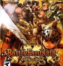 Xbox 360 Battle Fantasia