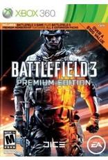 Xbox 360 Battlefield 3 Premium Edition (No DLC)