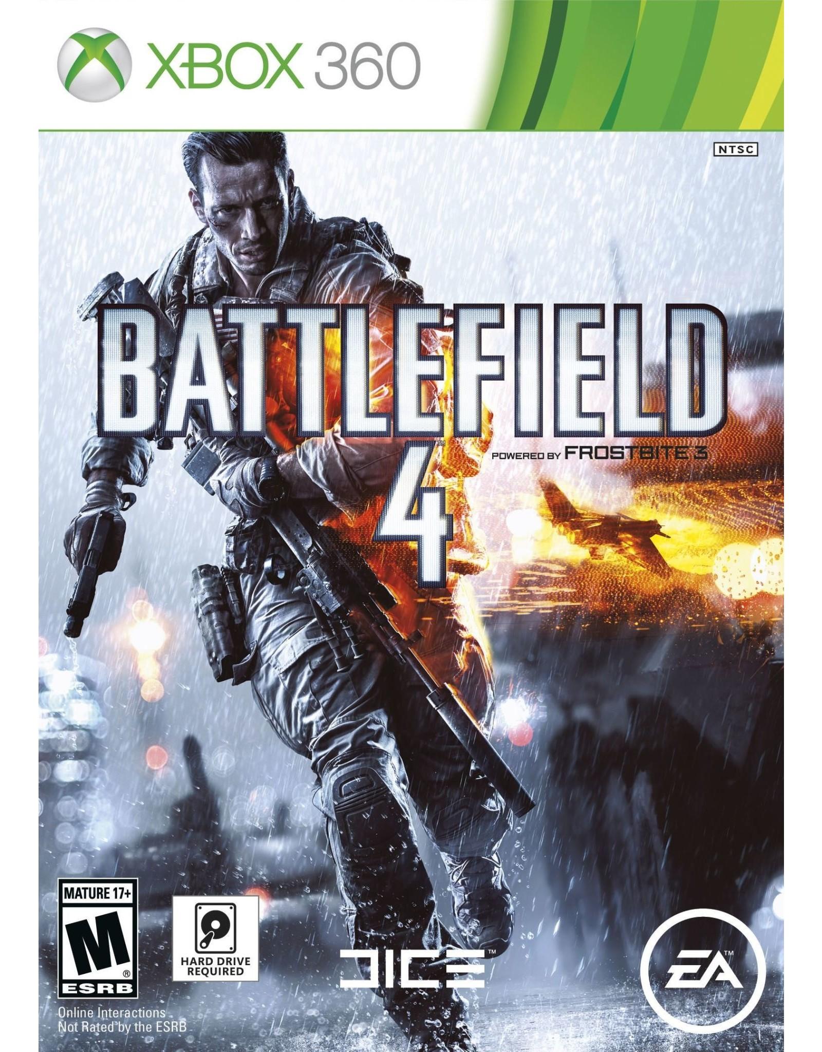 Xbox 360 Battlefield 4 (CiB)