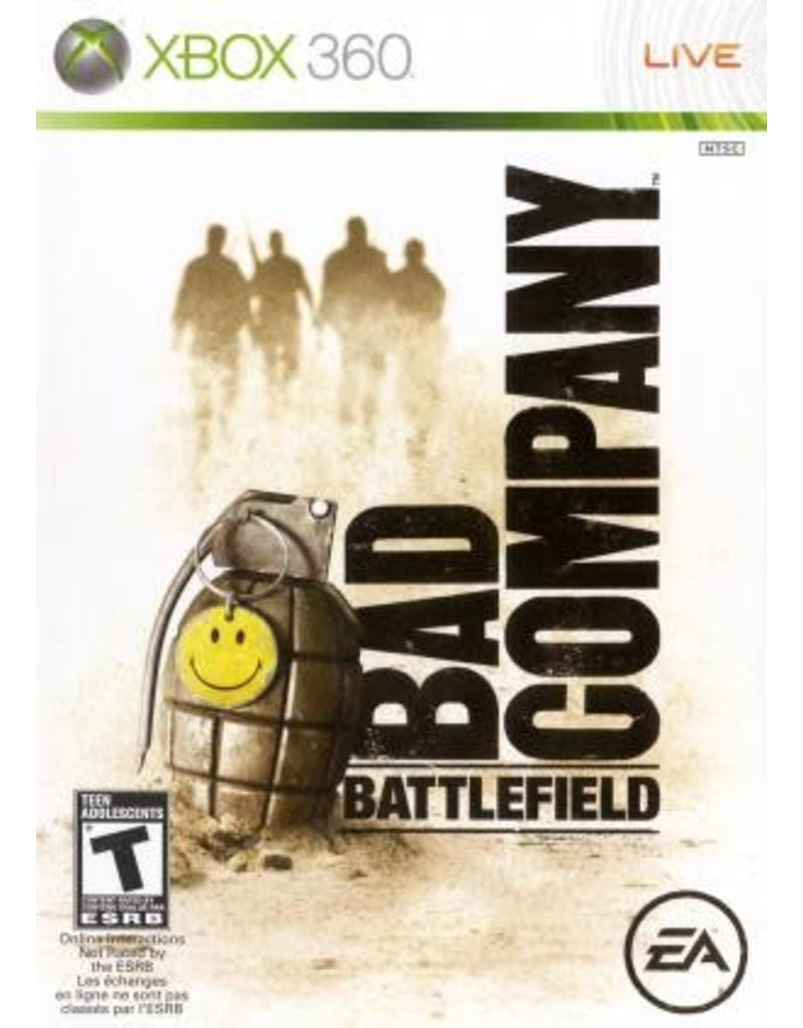 Xbox 360 Battlefield Bad Company (CiB)