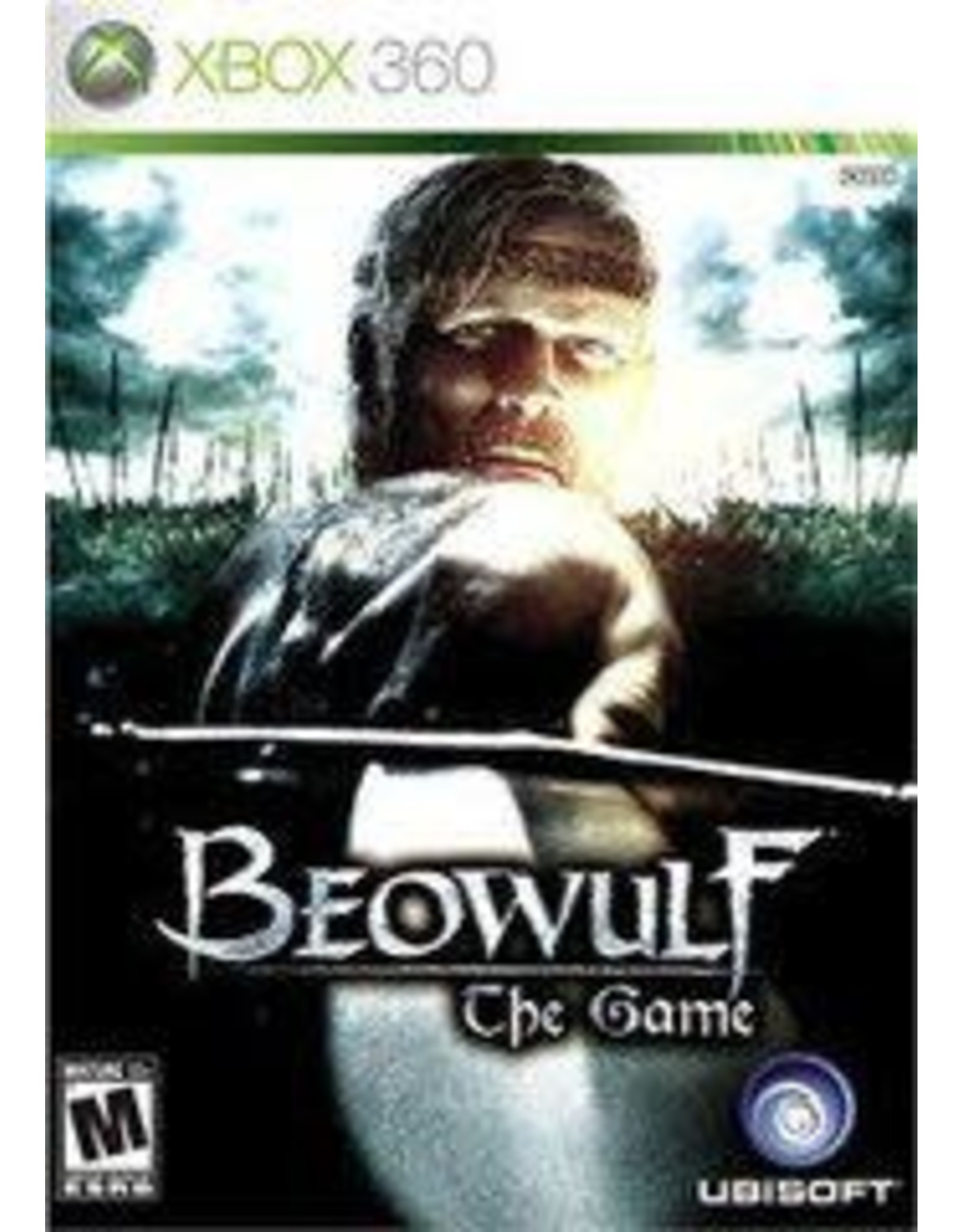 Xbox 360 Beowulf The Game