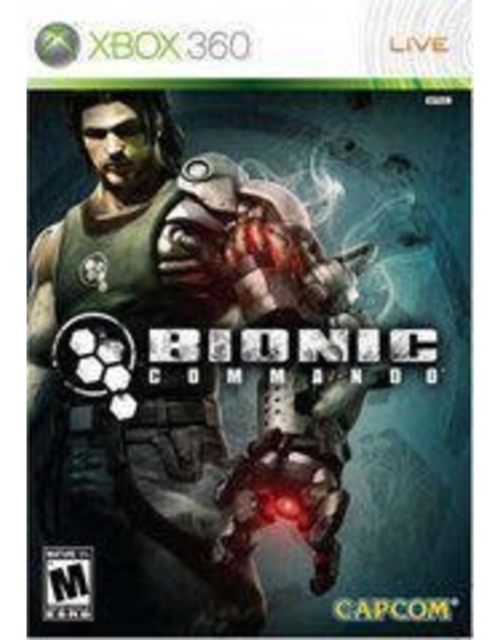 Xbox 360 Bionic Commando