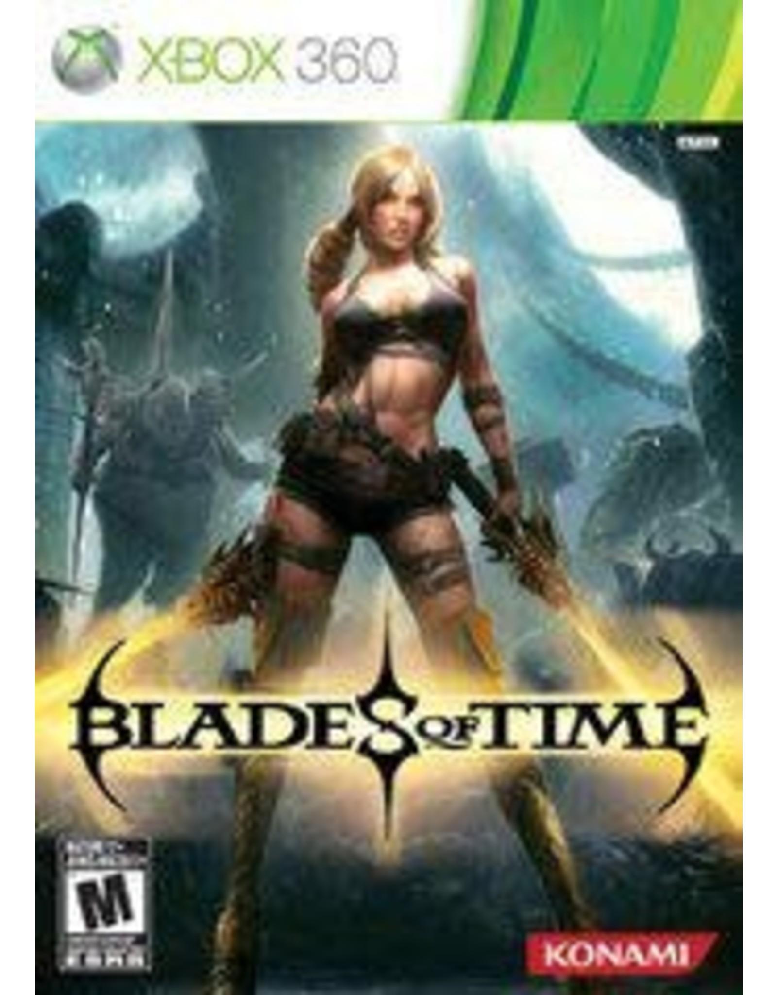 Xbox 360 Blades Of Time (CiB)